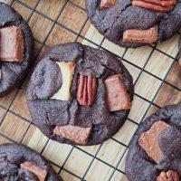 עוגיות שוקולד שוקולד